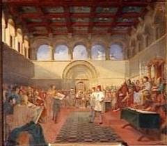 Once again, Christians refuse to show the Jerusalem Council as actually Jewish