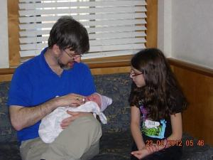 Leah and Eli