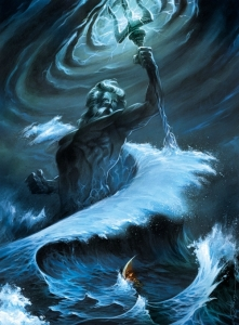 """Elemental"" like Poseidon, for example"
