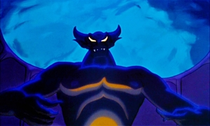 "The ""character"" of Satan, via Disney's Fantasia"