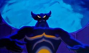 "The ""character"" of Satan, via Disney's Fantasia"