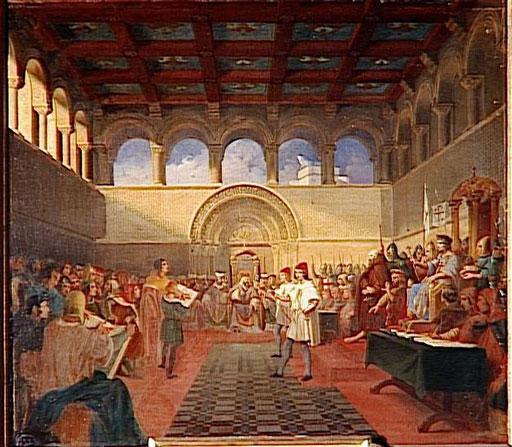 godefroy-de-bouillon-tient-les-1c3a8res-assises-du-royaume-de-jc3a9rusalem-en-janvier-1100